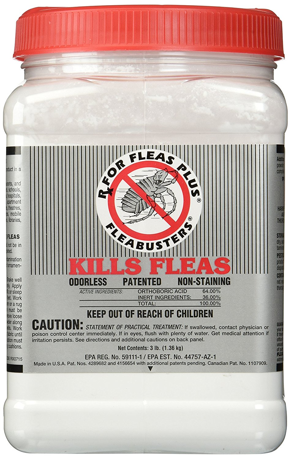 Fleabusters Rx for Fleas