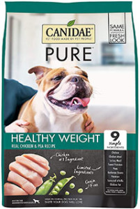 CANIDAE PURE Premium Dry Dog Food - best dog food for pitbulls with allergies