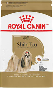 Royal Canin Shih Tzu Breed Specific Dry Dog Food - •	Best dog food for Shih Tzu with allergies