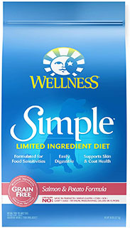 Wellness Simple Natural Dry Dog Food