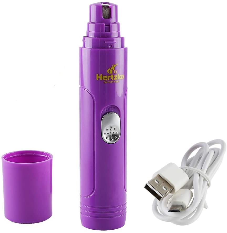 Electric Nail Grinder by Hertzko