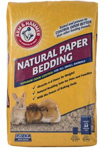 Arm and Hammer Natural Paper Bedding