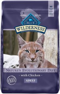 Blue Buffalo Wilderness High Protein Natural Adult Dry Cat Food