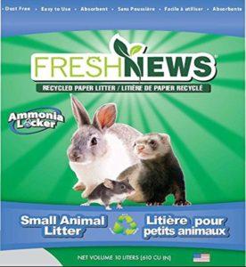 Fresh News Original Pellets Small Animal Litter