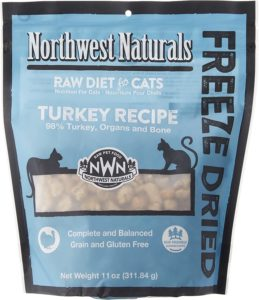Northwest Naturals Freeze-Dried Raw Cat Food Nibbles