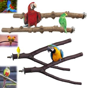 best perches for cockatiels