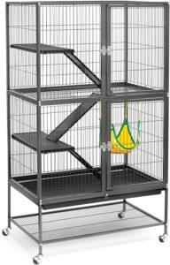 Prevue Black Hendryx Cage Feisty Ferret